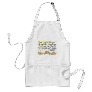 The Lord will Bless Aprons