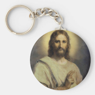 The Lord's Image - Heinrich Hofmann Key Ring