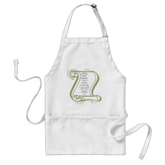 The Lords Prayer Apron
