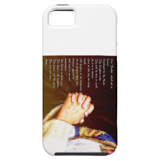 The Lords Praying Hands iPhone 5 Covers