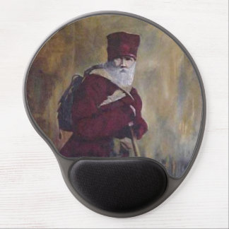 The Lord's Traveler. Gel Mouse Pad