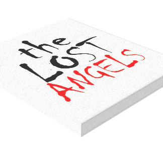 The Lost Angels Canvas Print