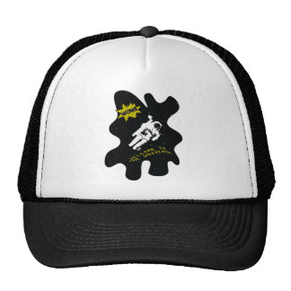 The Lost Astronaut in the Universe Hat