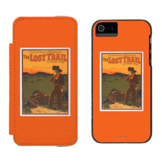 The Lost Trail - Comedy Drama Western Life Incipio Watson™ iPhone 5 Wallet Case