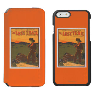 The Lost Trail - Comedy Drama Western Life Incipio Watson™ iPhone 6 Wallet Case