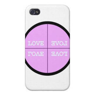 The Love iPhone Case Covers For iPhone 4