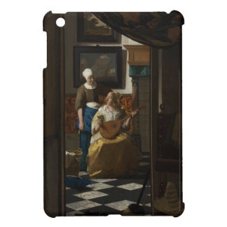 The Love Letter by Johannes Vermeer Cover For The iPad Mini