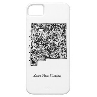 """The """"Love New Mexico"""" iPhone case iPhone 5 Cover"""