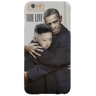 The love story between Kim Jung Un & Obama Barely There iPhone 6 Plus Case