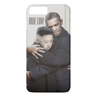 The love story between Kim Jung Un & Obama iPhone 7 Plus Case