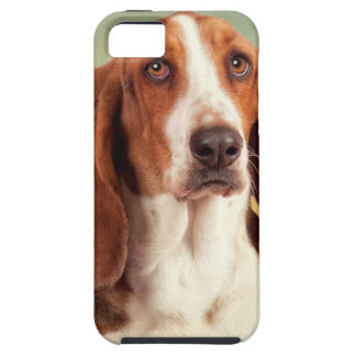 The Loveable Basset Hound Case For The iPhone 5