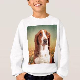 The Loveable Basset Hound Sweatshirt