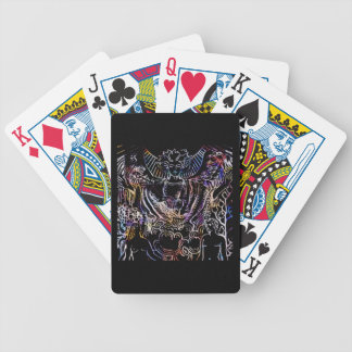 The Lovers Tarot Party Bicycle Playing Cards