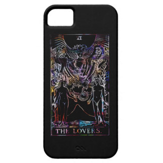 The Lovers Tarot Party iPhone 5 Cases
