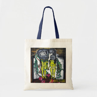 The Lovers- tote Budget Tote Bag