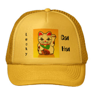the lucky cat hat