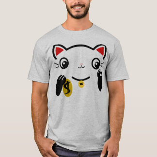 The lucky cat T-Shirt