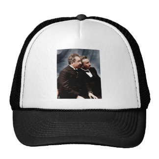 The Lumière brother photo Mesh Hat