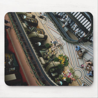 The Luxurious Queen Victoria Building Mousepad