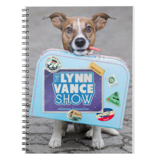 The Lynn Vance Show / Come along on our adventure Notebooks