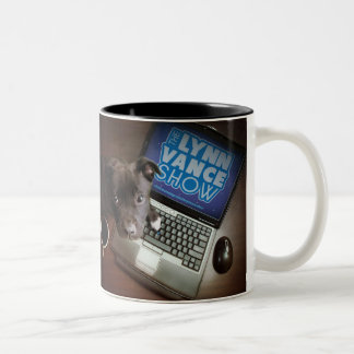 The Lynn Vance Show Doggies love the show mug