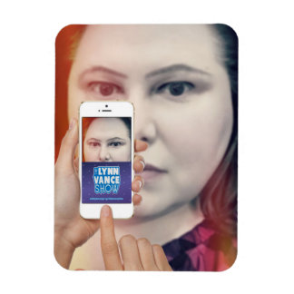 The Lynn Vance Show Iphone Magnet