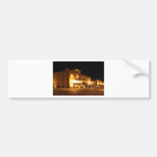 THE LYRIC THEATRE - WAYCROSS, GEORGIA BUMPER STICKER