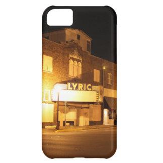THE LYRIC THEATRE - WAYCROSS, GEORGIA iPhone 5C CASE