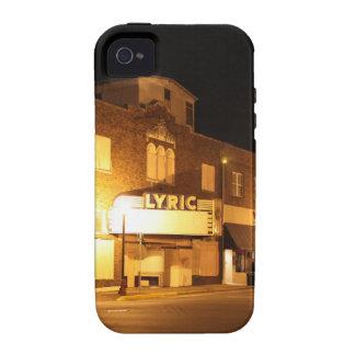 THE LYRIC THEATRE - WAYCROSS, GEORGIA iPhone 4 COVERS