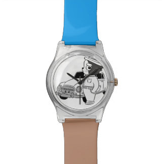 The ma watch ver which comes with the dog
