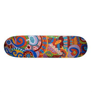 The Machine 20.6 Cm Skateboard Deck