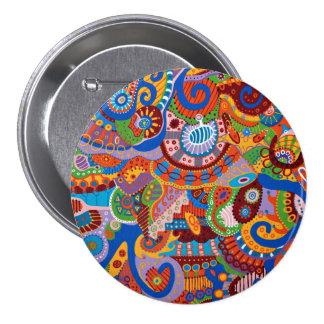 The Machine 7.5 Cm Round Badge