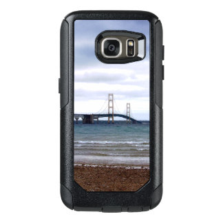 The Mackinac Bridge OtterBox Samsung Galaxy S7 Case