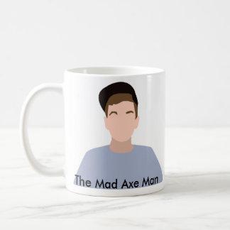 The Mad Axe Man Mug