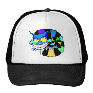 The Mad Cheshire Cat Cap