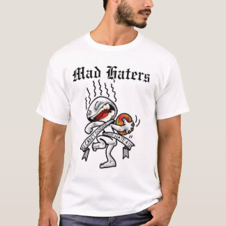 the mad haters of dodgeball T-Shirt