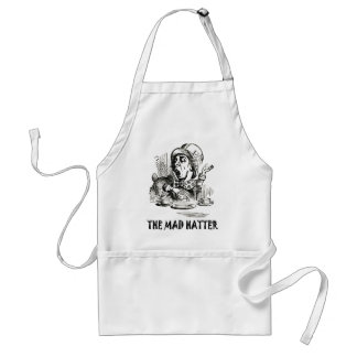 THE MAD HATTER APRON