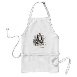 The Mad Hatter Aprons