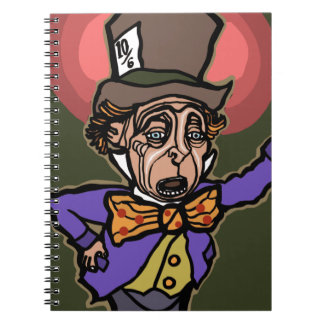 The Mad Hatter Notebook