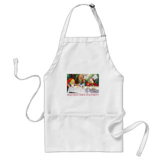 THE MAD HATTER S TEA PARTY APRONS
