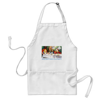 THE MAD HATTER S TEA PARTY APRON