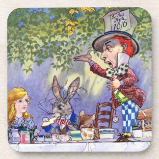 The Mad Hatter s Tea Party in Alice in Wonderland Coaster