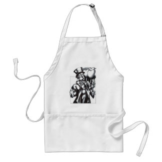 The Mad Hatter Standard Apron