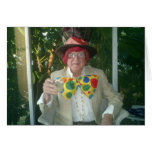 The Mad Hatter, William Crosland, Halloween 2012 Greeting Card