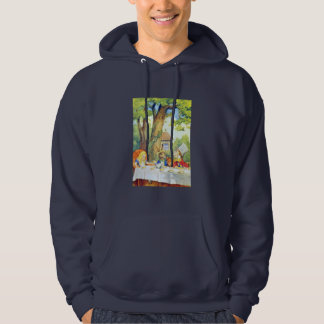 The Mad Hatters Tea Party Full Color Hoodie