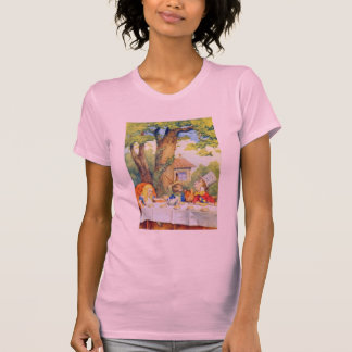 The Mad Hatters Tea Party Full Color Shirts