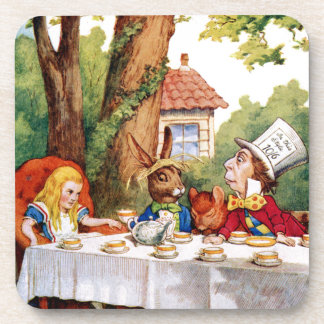 The Mad Hatter's Tea Party in Wonderland Coaster