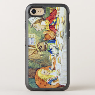 The Mad Hatter's Tea Party OtterBox Symmetry iPhone 7 Case
