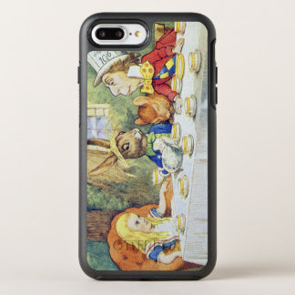 The Mad Hatter's Tea Party OtterBox Symmetry iPhone 7 Plus Case