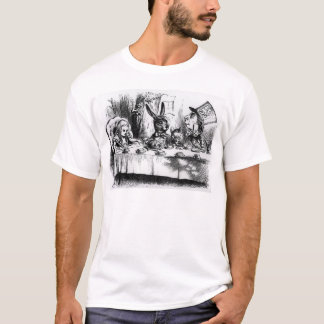 The Mad Hatter's Tea Party T-Shirt